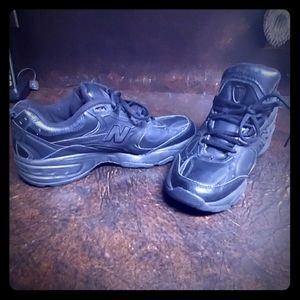 Black New Balance Sneakers Size 8.5